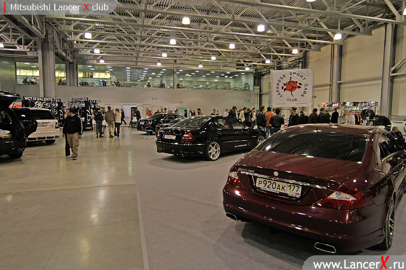 Tuning & Car Audio Park 2008